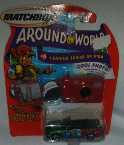 Matchbox Around the World #5 Leaning Tower of Pisa - 1
