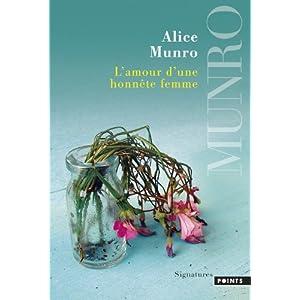 L\'Amour d\'une honnête femme par Alice Munro