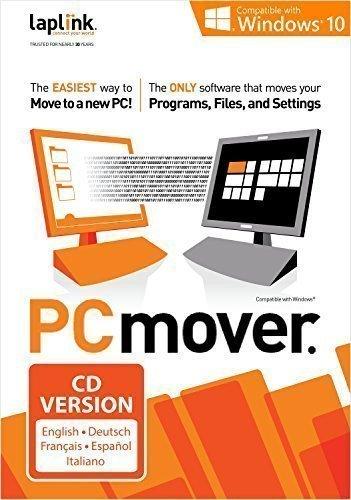 Laplink PCmover Professional 8 con cavo ad Alta Velocità