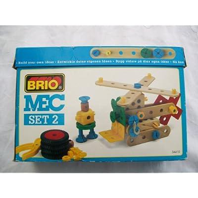 Amazon.com: Brio Mec Set 2