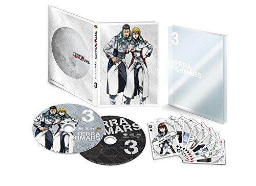 TERRAFORMARS テラフォーマーズ Vol.3 (初回生産限定版) [DVD]