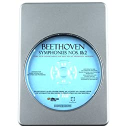Beethoven Early Symphonies No.1&2 - 7.1 DTS-HD 3D Sound Blu-ray Audio Signature Series