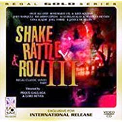 Shake Rattle and Roll III - Philippines Filipino Tagalog DVD Movie