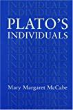 img - for Plato's Individuals book / textbook / text book