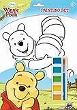 Modelos Jiri 7131301 - Malset con acuarelas A4 Winnie - the Pooh