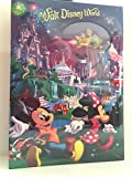 Walt Disney World Storybook at Night Character Large Photo Album Holds 300 Photos