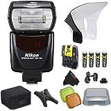 Nikon SB-700 AF Speedlight Flash for Nikon Digital SLR Cameras + Pixi-Basic Flash Accessory Bundle
