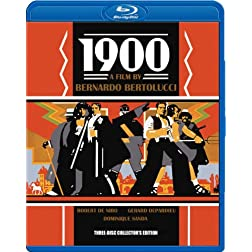 1900 (Three-Disc Collector's Edition) [Blu-ray]
