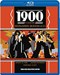 1900 (Three-Disc Collector\'s Edition) [Blu-ray]