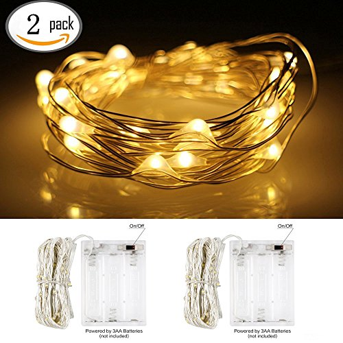 intetech-pack-of-2-5meters-50-leds-battery-operated-string-lights-silver-wire-fairy-lights-christmas