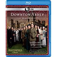 Masterpiece Classic: Downton Abbey Season 2 [Blu-ray] [Import]