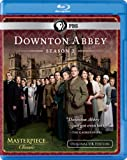 Masterpiece: Downton Abbey Season 2 (U.K. Edition) [Blu-ray]
