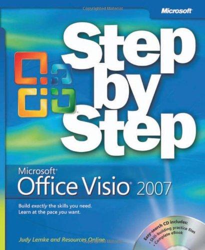 Microsoft Office Visio 2007 Step by Step