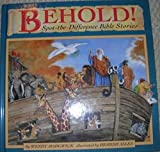 img - for Behold: Spot the Difference Bible Stories book / textbook / text book