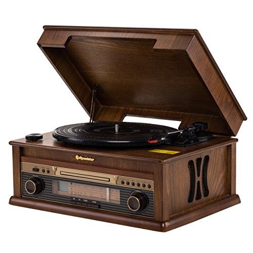 roadstar-hif-1799-retro-kompaktanlage-mit-plattenspieler-cd-player-und-radio-ukw-mw-cd-mp3-beleuchte