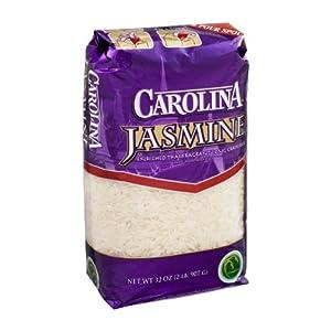 Amazon.com : Carolina Jasmine Enriched Thai Fragrant Long Grain Rice