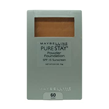 Perfect picture with powder foundation spf
