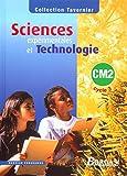 Sciences expérimentales et technologie, CM2 cycle 3 : Manuel