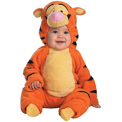 Tigger Deluxe Plush Infant Costume - 12-18 Months