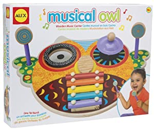 Alex Toys Pretend and Play Musical Owl