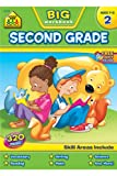 img - for Second Grade Big Workbook book / textbook / text book