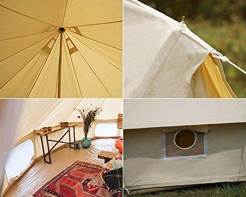 $569.00 ... & Dream House Diameter 5m Big 4 Season Canvas Cabin Waterproofing ...
