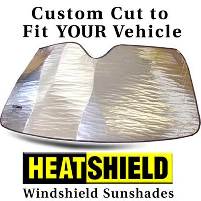 Sunshade for Ford F150 SVT LIGHTNING 1999 2000 2001 2002 2003 2004 Heatshield Windshield Custom-fit Sunshade #1492 (2000 Svt Lightning compare prices)