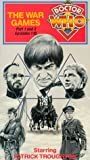Doctor Who: The War Games [VHS]