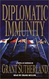 img - for Diplomatic Immunity: A Novel of suspense book / textbook / text book
