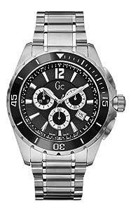 GC X76005G2S - Reloj de pulsera hombre, acero inoxidable, color plateado