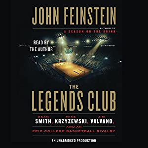 The Legends Club Audiobook