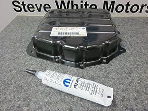 CHRYSLER DODGE A604 41TE AUTOMATIC TRANSMISSION PAN OEM