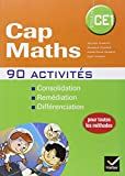Cap Maths CE1 éd. 2014 - 90 Activités complémentaires pour la différenciation