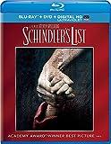 Schindlers List (Blu-ray + DVD + DIGITAL HD with UltraViolet)