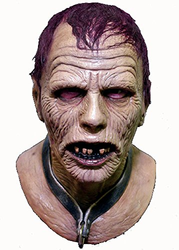 Trick or Treat Studios Day Of The Dead Bub Zombie Halloween Mask