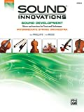 Sound Innovations for String Orchestra -- Sound Development: Violin