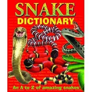 Amazon.com: Snake Dictionary (9781861990877): Books