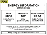 "Minka-Aire F802-ORB, Vintage Gyro, 42"" Dual Ceiling Fan, Oil Rubbed Bronze"
