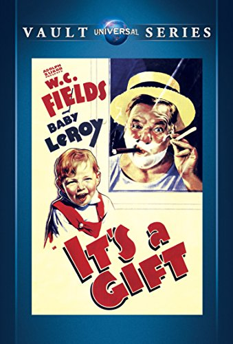 Blu-ray : It's A Gift