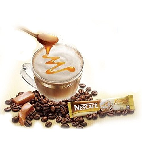 Nescafe Instant Coffee Karamelly 3-In-1 40 Counts
