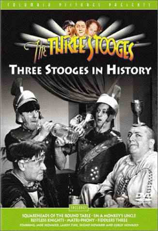 a history of the three stooges The three stooges was a roblox event sponsoring the film with the same name in 2012 history comments (4) share the three stooges date 2012 description roblox has partnered with 20th century fox to create welcome to stoogeville, a new roblox game featuring the three stooges.