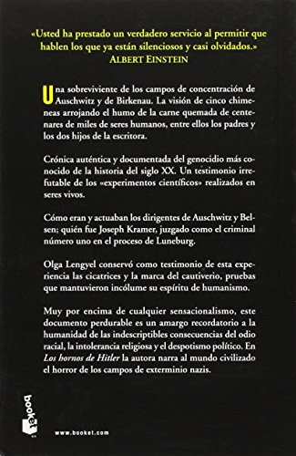 Los hornos de Hitler / I Survived Hitler's Ovens: The Story Of Auschwitz (Spanish Edition)