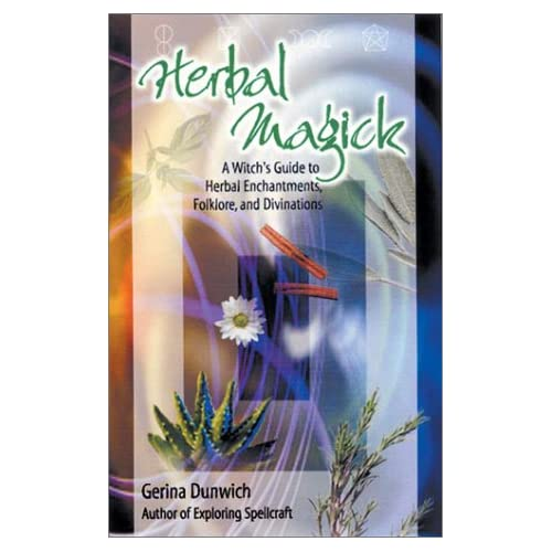 Herbal Magick   A Witch's Guide to Herbal Enchantments, Folklore, and Divinations «Scolder&raq preview 0
