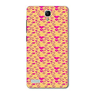 OVERSHADOW DESIGNER PRINTED BACK CASE COVER FOR REDMI NOTE 4G/REDMI NOTE PRIME