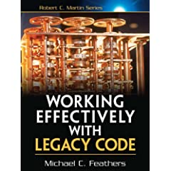 Cover: Working Effectively with Legacy Code