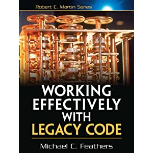Refactoring Legacy code