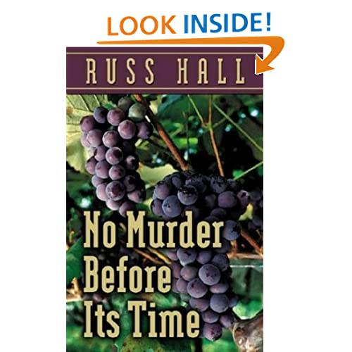 Five Star First Edition Mystery - No Murder Before Its Time (Esbeth Walters Mysteries) Russ Hall