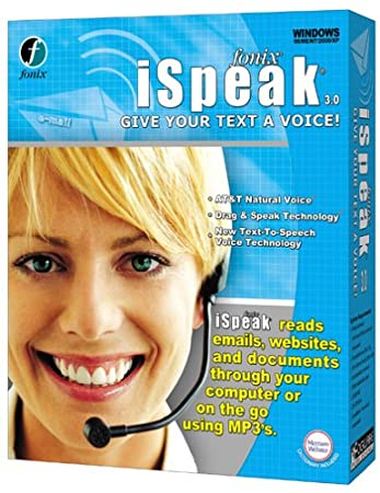 iSpeak for Pocket PC - Text to Audio/MP3