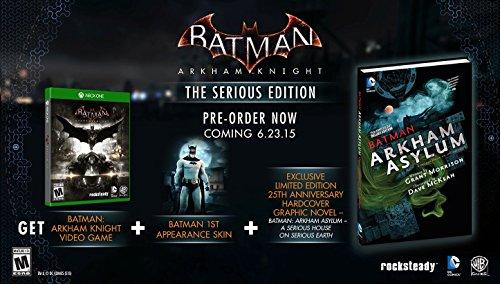 Batman: Arkham Knight фигурка dcd batman arkham knight arkham knight