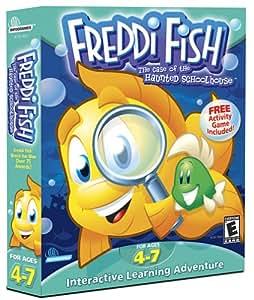 Amazon.com: Freddi Fish: The Case of the Haunted
